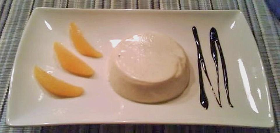 Orangen Panna Cotta Schuhbeck Rezept