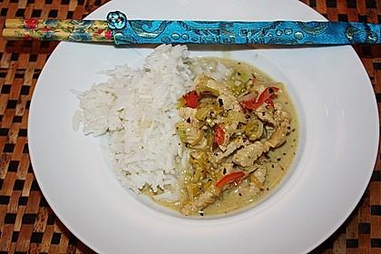 Puten-Kokos Ragout 10