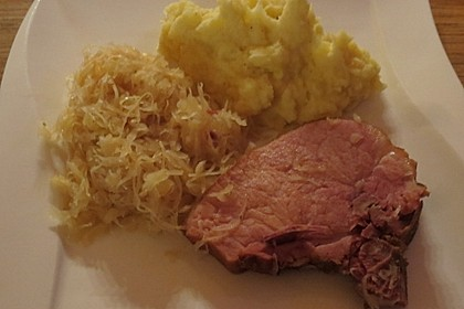 Sauerkraut auf westfälische Art 10