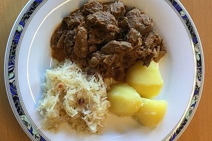Sauerkraut auf westfälische Art 15