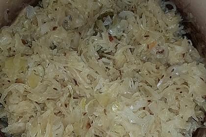 Sauerkraut auf westfälische Art 19