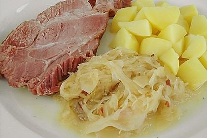 Sauerkraut auf westfälische Art 17