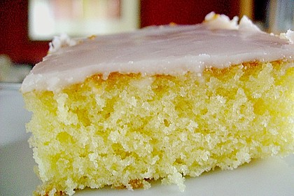 Saftiger Zitronenkuchen 22