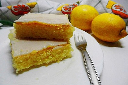 Saftiger Zitronenkuchen 66