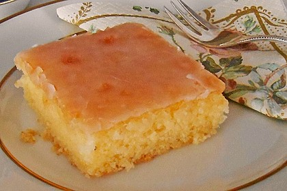 Saftiger Zitronenkuchen 150