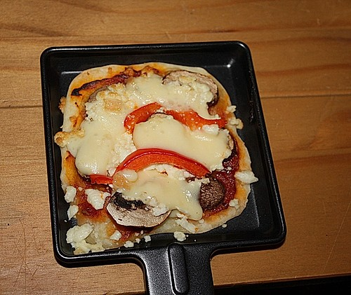 Raclette - Pizza 8