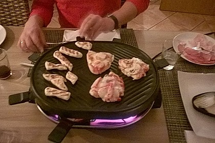 Raclette - Pizza 18