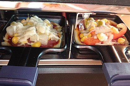 Raclette - Pizza 16