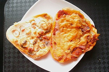 Raclette - Flammkuchen 4