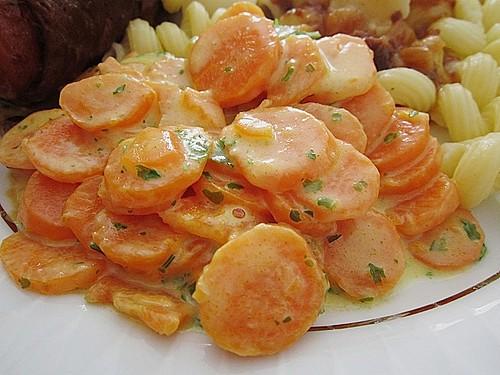 Einfaches m hrengem se rezept mit bild von satinka - Karotten kochen ...