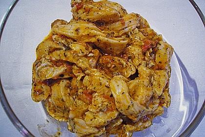 Knoblauch - Paprika - Marinade 8