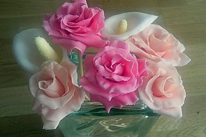 Blütenpaste