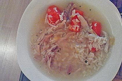 Hühnersuppe 35