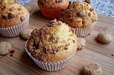 Apfel - Amarettini - Muffins