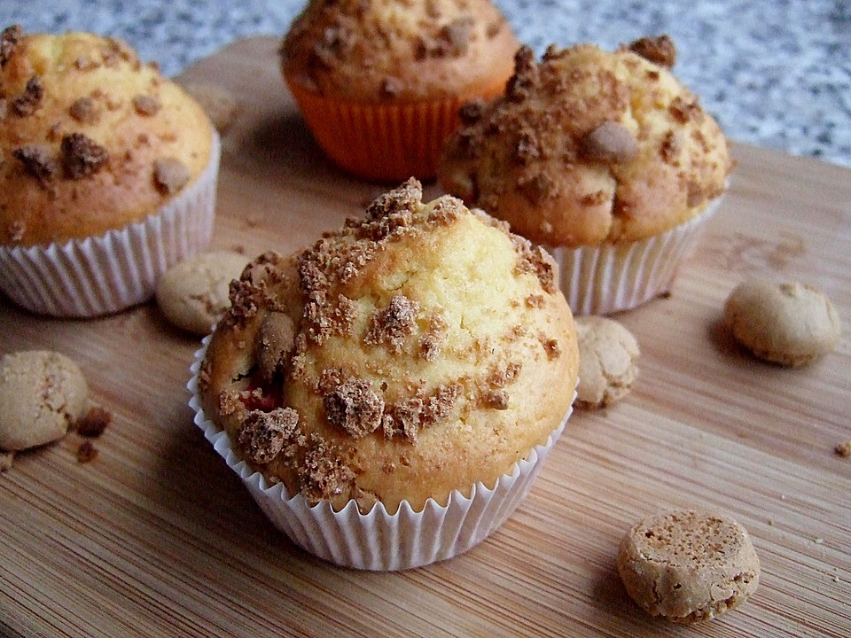 apfel amarettini muffins ein tolles rezept. Black Bedroom Furniture Sets. Home Design Ideas