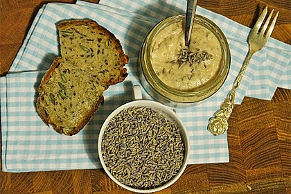 Bohnen - Lavendel - Creme 1