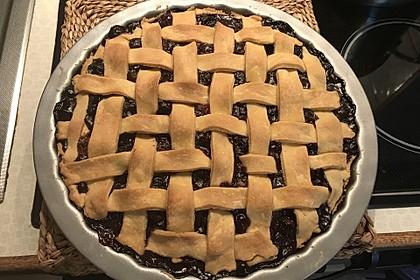 Best Blueberry Pie 30