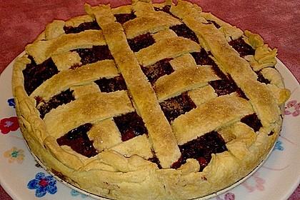 Best Blueberry Pie 38