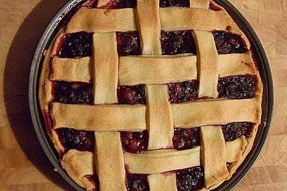 Best Blueberry Pie 37