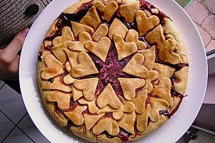 Best Blueberry Pie 6