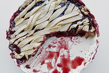 Best Blueberry Pie 31