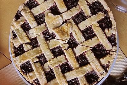 Best Blueberry Pie 16