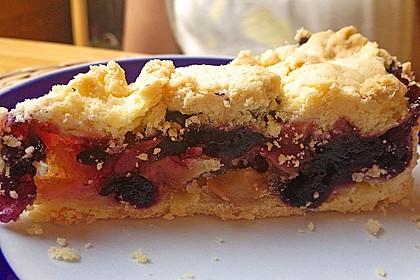 Best Blueberry Pie 43