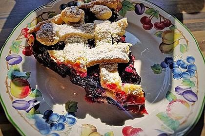 Best Blueberry Pie 9