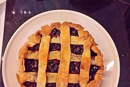 Best Blueberry Pie 24