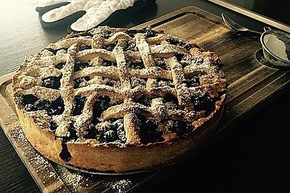 Best Blueberry Pie 12