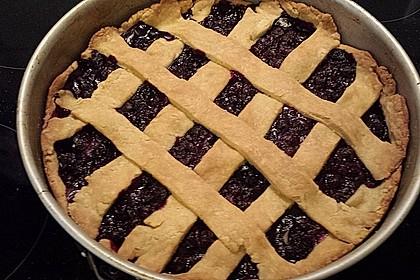 Best Blueberry Pie 29