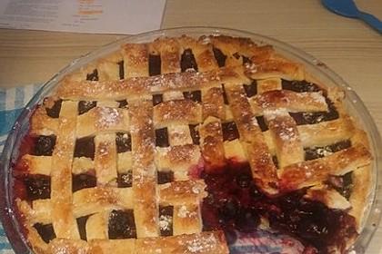 Best Blueberry Pie 48