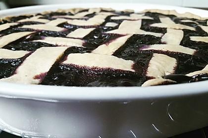 Best Blueberry Pie 22