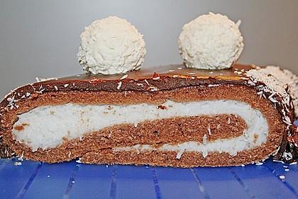 Burgis Schoko - Kokos - Roulade 18