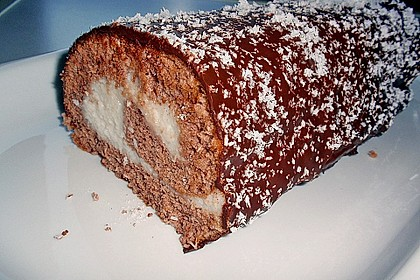 Burgis Schoko - Kokos - Roulade 10