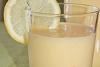 Orangen - Buttermilch