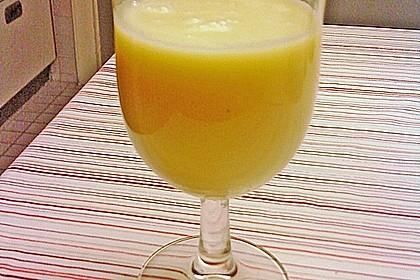 Orangen - Buttermilch 1