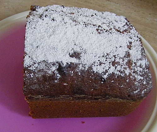 Chocolate - Chips - Banana - Cake 3