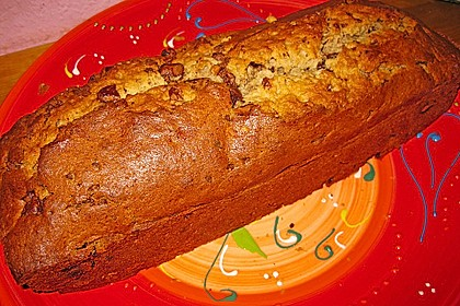 Chocolate - Chips - Banana - Cake 6