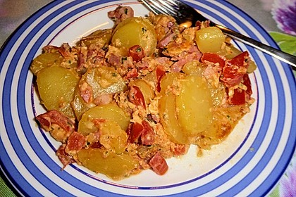 Raffinierte Bratkartoffeln 7
