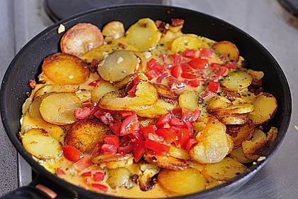 Raffinierte Bratkartoffeln 4