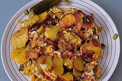 Raffinierte Bratkartoffeln 2