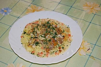 Fischragout mit Möhren 2