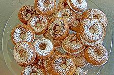 Kuchen - Donuts für Backform