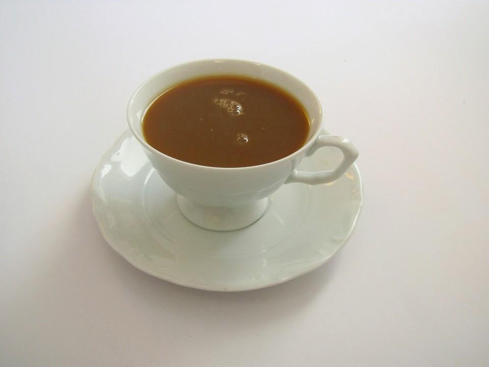 aroma kaffee rezept mit bild von cha cha. Black Bedroom Furniture Sets. Home Design Ideas