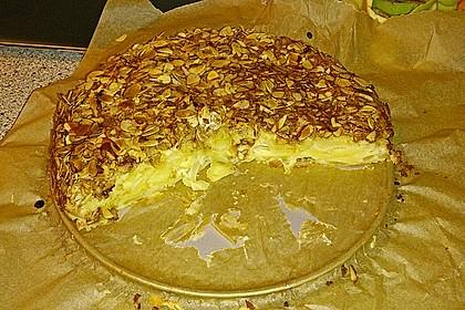 Apfelkuchen mit Mandelguss 71