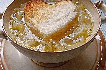 Zwiebelsuppe 6