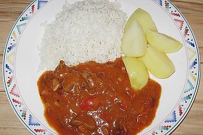 Gulasch vom Rind mit Schalotten und Paprika 23