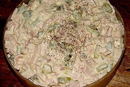Töginger Fleischsalat, mit selbstgemachter Mayonnaise 5