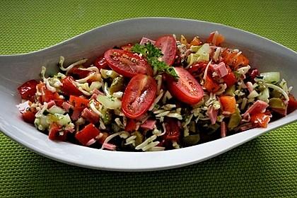 Schneller Salat 2